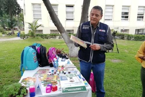 Digesa recomienda comprar útiles escolares con autorizacion sanitaria