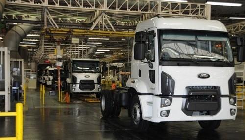 Ford cerrará su planta automotriz más antigua de Brasil