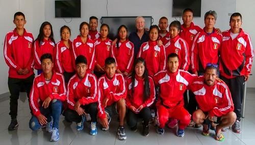 Conoce al equipo peruano que estará en el Sudamericano Cross Country