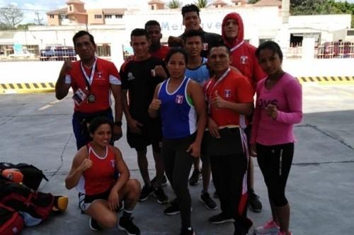Selección Peruana de Boxeo compite en Copa Independencia en República Dominica