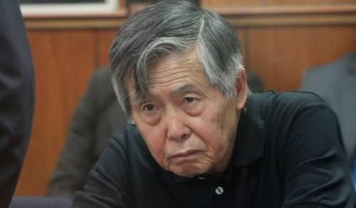 Poder Judicial declaró improcedente recurso de nulidad por revocatoria del indulto a Alberto Fujimori