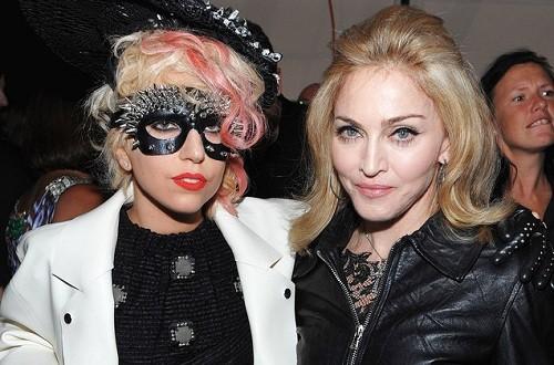 Madonna y Lady Gaga parecen poner fin a una larga disputa en la fiesta posterior a los Oscar