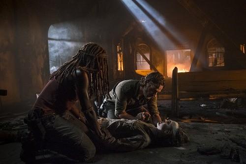 Las 10 muertes más impactantes de 'The Walking Dead'