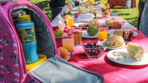 Alternativas de loncheras regionales ayudan a evitar el sobrepeso en los niños