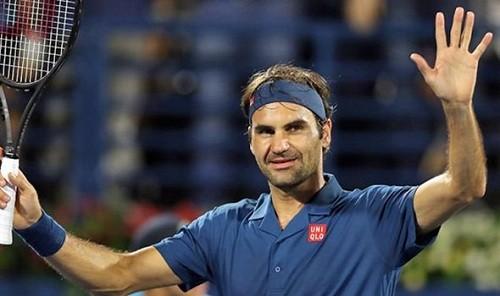Federer gana el Campeonato de Dubai