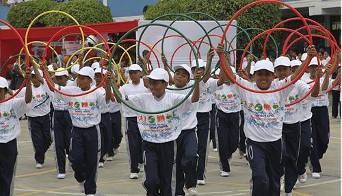 Minsa presentará plan de Escuelas Saludables 2019