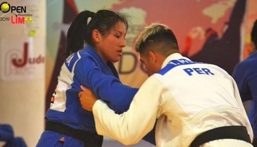 Treinta judocas peruanos en Open Panamericano Lima 2019