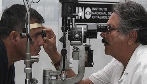 El 50 % de las personas con glaucoma desconoce tener esta enfermedad que puede llevar a la ceguera