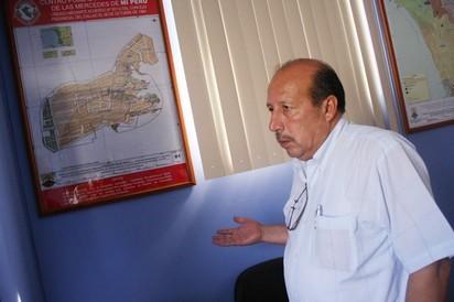 Reynaldo Encalada, alcalde del Centro Poblado Mi Perú: Movilizaremos incluso a nuestro pueblo para constituirnos en distrito