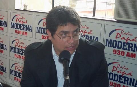 Renzo Ibáñez Noel sobre el APRA: 'Tenemos una dirigencia caduca'