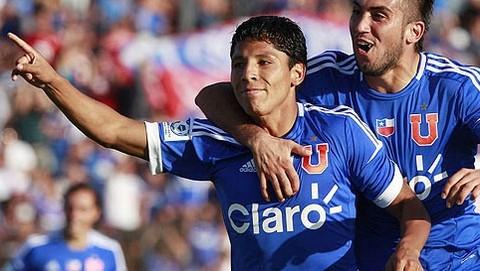 Raúl Ruidíaz: 'Mi sueño es lograr todas la copas con la 'U' de Chile'
