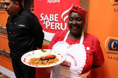 Mamainé en Festival Gastronómico 'Sabe a Perú'