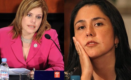 Mercedez Aráoz sobre Nadine: 'Me hubiera gustado que fuera como Pilar Nores'