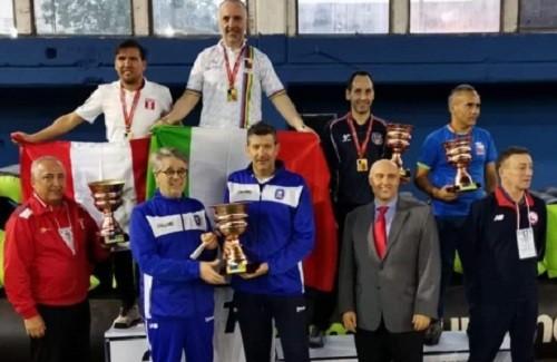 Perú se lleva la medalla de plata en Campeonato Mundial De Bochas