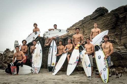 El mundial de surf regresa a Perú