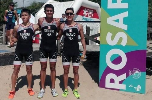 Perú inició su participación en los Juegos Suramericanos de Playa 2019