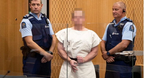 Brenton Tarrant, uno de los sospechosos de la 'Masacre de Christchurch' es acusado de asesinato
