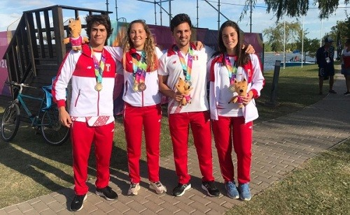 Team Perú logra siete medallas en los Juegos Suramericanos de Playa