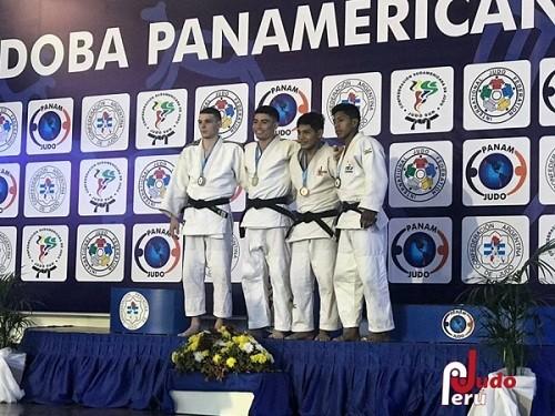 Perú ganó tres medallas en Open Panamericano de Judo en Argentina
