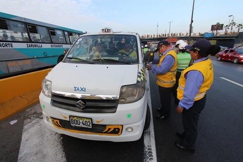 Municipalidad de Lima refuerza equipo para la fiscalización del transporte