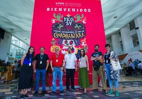 Talento peruano fue galardonado en el 34° Festival Internacional de Cine de Guadalajara 2019