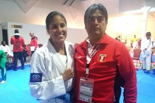 Alexandra Grande ganó medalla en Open Panamericano en Panamá
