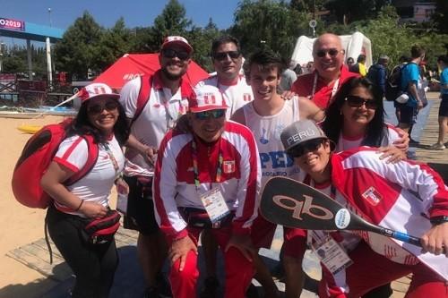 Perú suma su octava medalla de oro en Juegos Sudamericanos de Playa