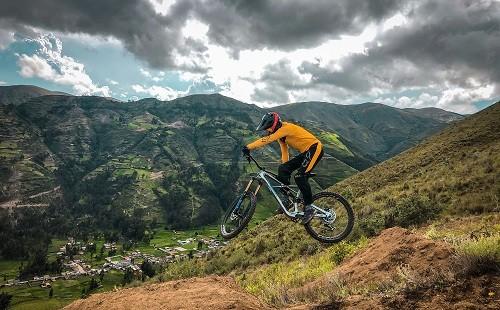 Downhill: Cusco es el próximo reto de Sebastián Alfaro