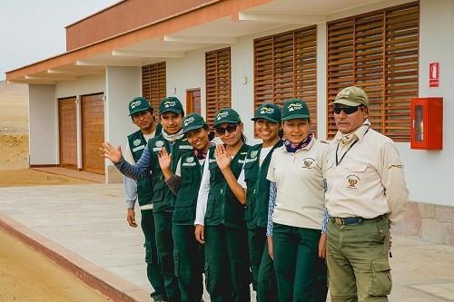 Diez áreas naturales protegidas abren convocatoria para ser guardaparques voluntarios