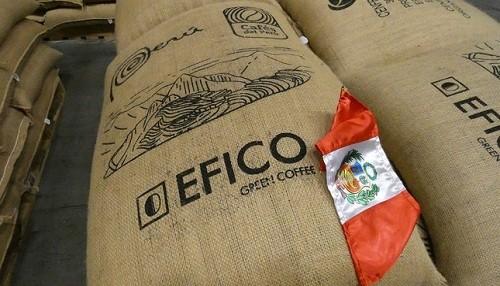 Marca 'Cafés del Perú' arriba por primera vez al mercado internacional