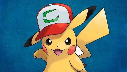 Un raro Pikachu con el sombrero original de Ash del anime aparece en Pokémon Go