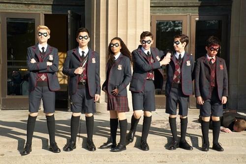 Netflix renueva The Umbrella Academy para su segunda temporada