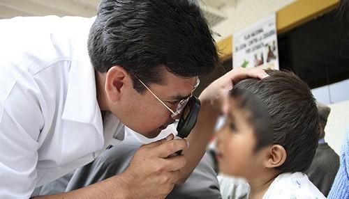Ojos muy grandes pueden ser una señal de glaucoma infantil