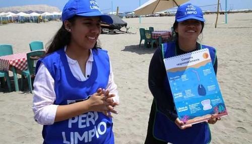 Minam concluye jornadas de educación ambiental en diversas playas del país