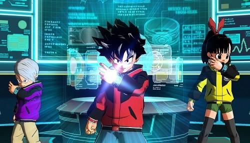 Super Dragon Ball Heroes World Mission lanza hoy en Sudamerica para NINTENDO Switch y Steam