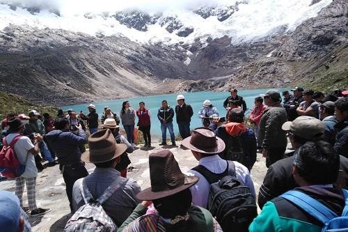 Comunidad de Vicos cambia minería ilegal por ecoturismo rural en el Parque Nacional Huascarán