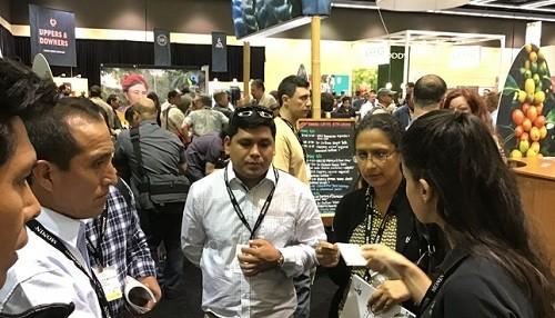 Caficultores de Jaén y Villa Rica presentes en Feria Internacional de Cafés Especiales – SCA 2019