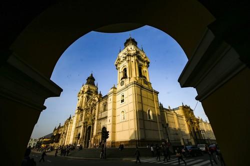 Centro Histórico de Lima espera a más de 500 mil visitantes por Semana Santa