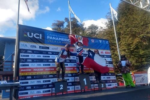 Ciclistas peruanos consiguen medallas fuera del país