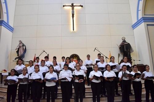 Concierto por miércoles Santo en la iglesia San Agustín