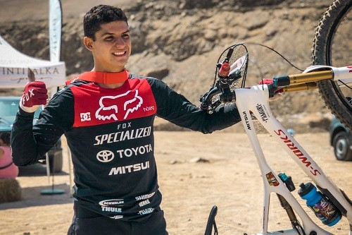 Downhill: Sebastián Alfaro continua gira en Argentina