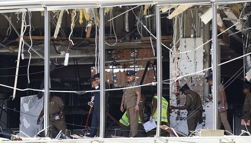 Los atentados con bombas de Sri Lanka fueron adjudicados al ISIS