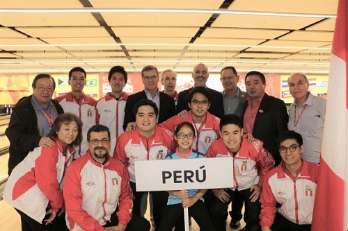 Se inauguró el Panamericano Masculino de Bowling