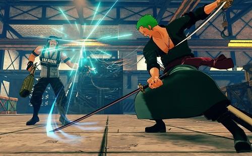 Bandai Namco presentó el teaser trailer de ONE PIECE WORLD SEEKER THE VOID MIRROR PROTOYPE