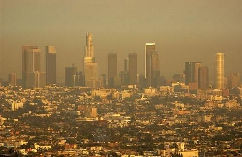 EE.UU: la contaminación del aire de California es peor en la nación