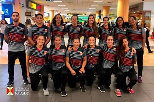 Selección Femenina de Rugby rumbo al Sudamericano de Asunción 2019