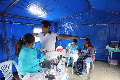 EsSalud realiza talleres itinerantes para prevenir diabetes en entidades públicas
