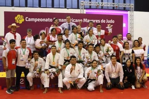 Perú logró el bronce por equipos en Panamericano de Judo