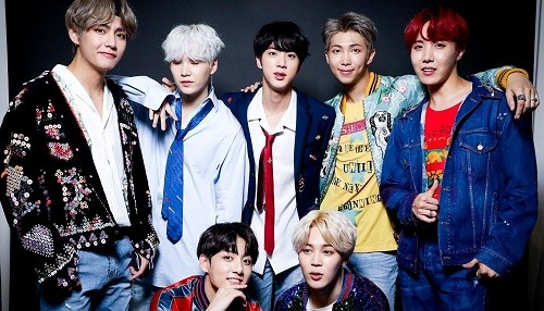BTS es la banda de chicos más buscados de Google hasta el momento en 2019