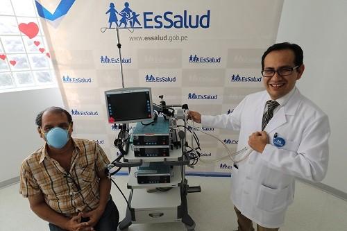 EsSalud cuenta con corazón artificial que salva vida de pacientes en lista de espera